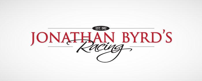 Jonathan Byrd's Racing Logo