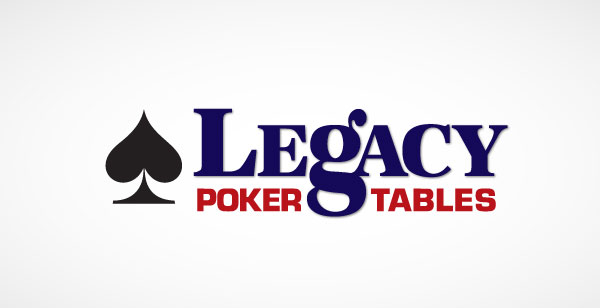 Legacy Poker Tables Logo