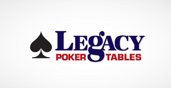 Legacy Poker Tables Logo