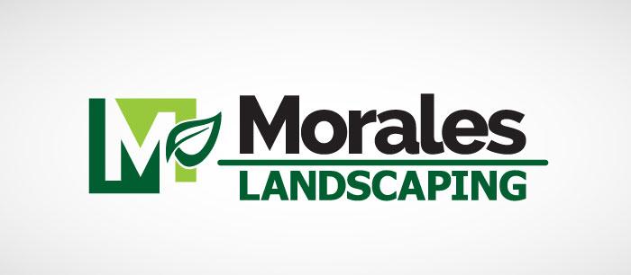 Morales Landscaping Logo