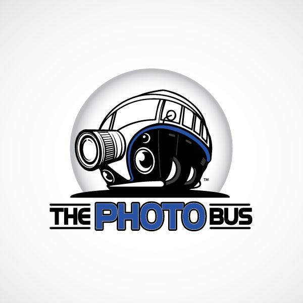 The Photo Bus Logo