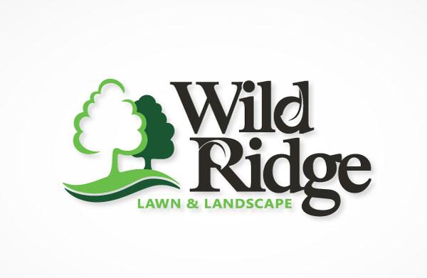 Wild Ridge Lawn and Landscape Logo