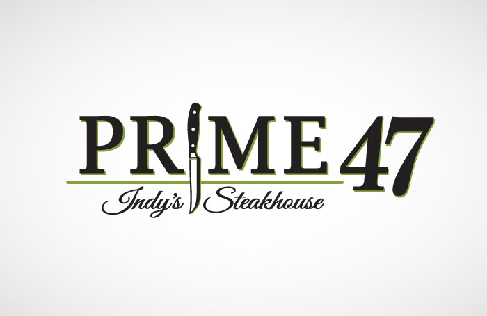 Prime 47 Indy's Steakhouse Logo