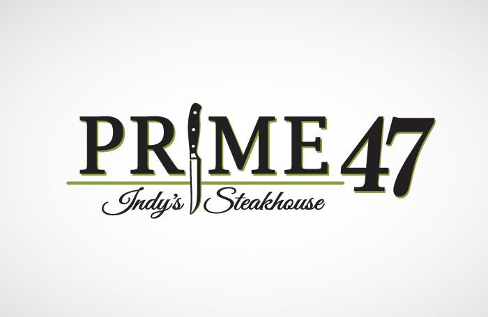 Prime 47 Indy's Steakhouse Logo