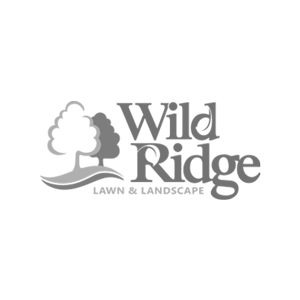 Wild Ridge logo black and white