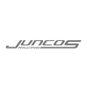 Juncos Racing logo black and white