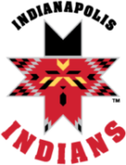 Indianapolis Indians Logo colored 2