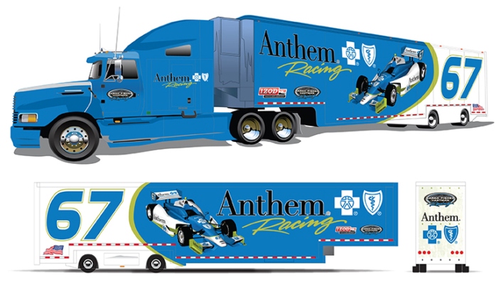 Anthem Transporter design
