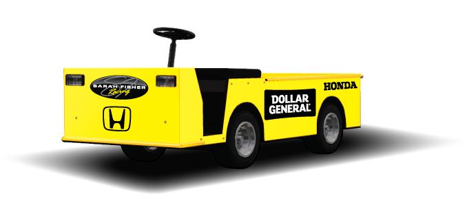 Dollar General Pit Cart