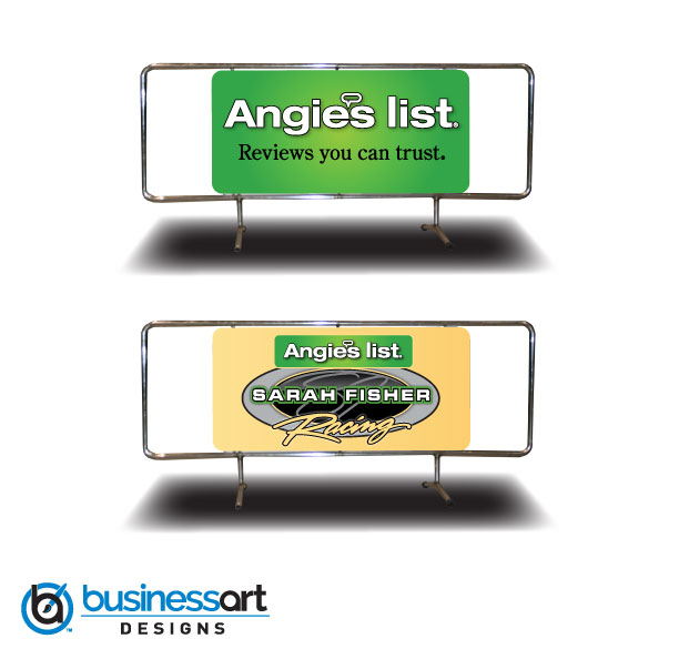 Angies List Stand