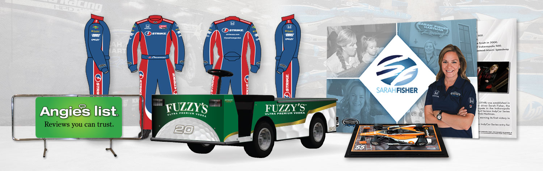 Motorsports Banner