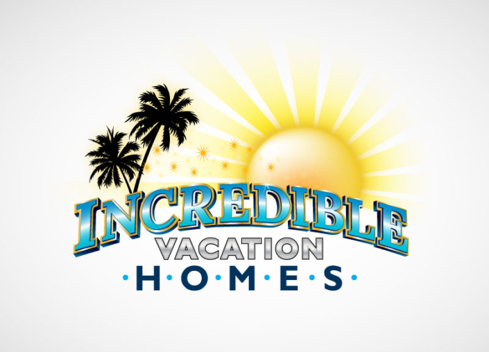 Incredible Vacation Homes Logo
