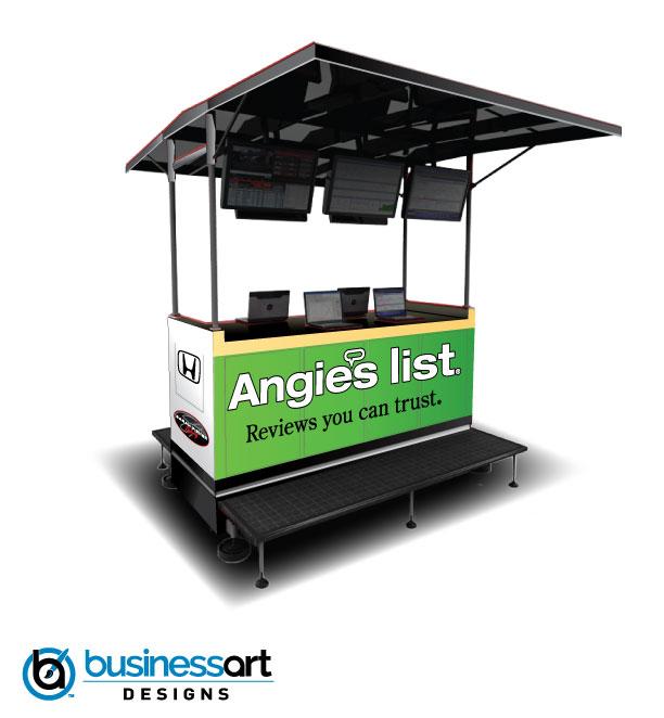 Angie's List Design