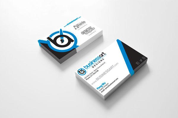 Business Art Designs 2018 Business Cards