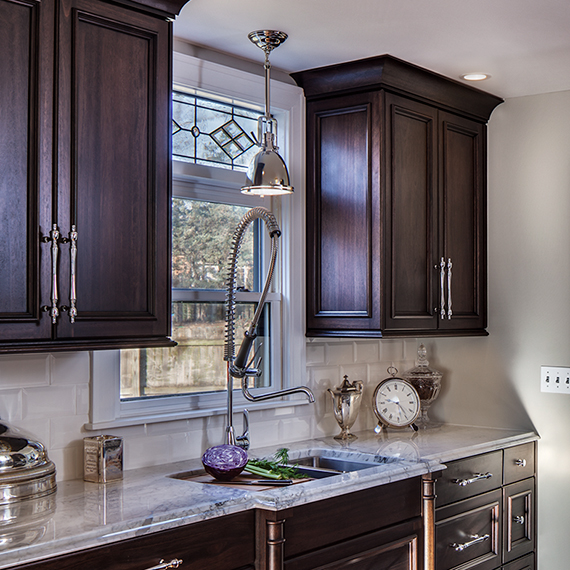 Small Kitchen Remodel - Kitchen Studio KC