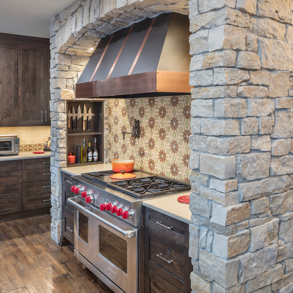 Kitchen Studio: KC - Rustic Kitchen