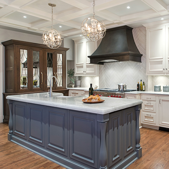 Kitchen Studio: KC - Kansas City's 45th Symphony Designer's Showhouse Kitchen