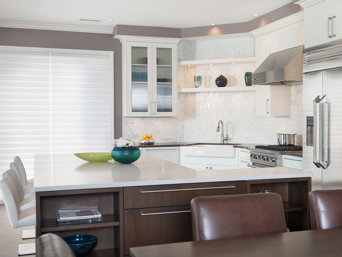 Plaza Transitional Home Remodel - Kitchen Studio KC