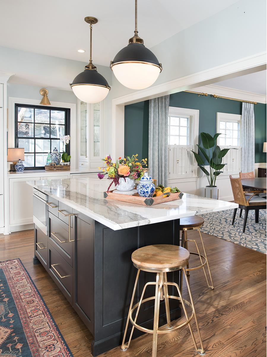 Kitchen Studio Kansas City - Beautiful Custom Brookside Kitchen