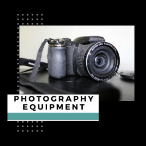 Photography Equipment on Shots From The Road
