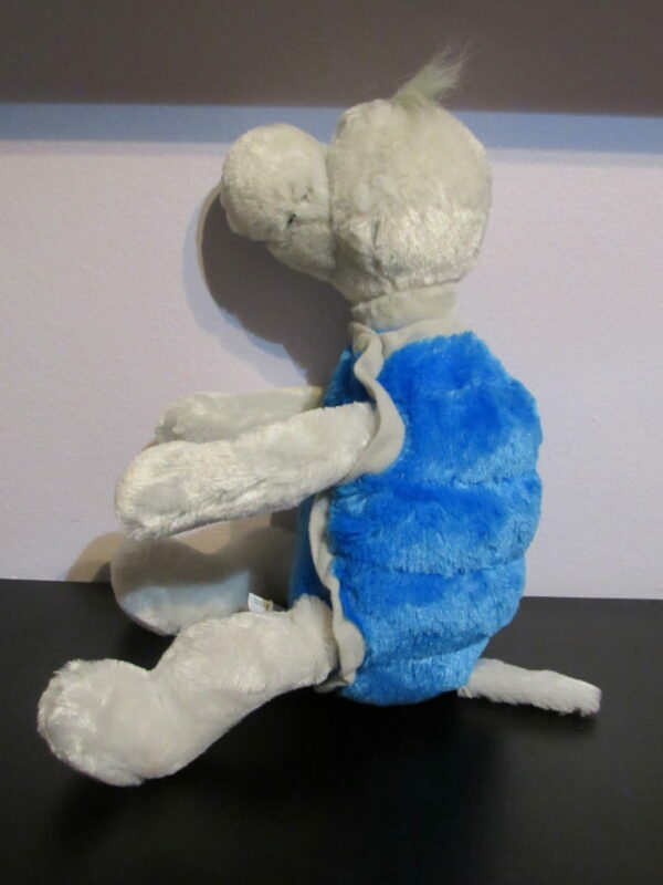 """Kohls Cares for Kids Dr Seuss Yertle the Turtle Gray with Blue Shell 15"""""""