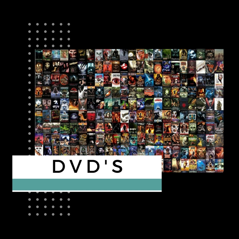 DVD's (and Blu-Ray)