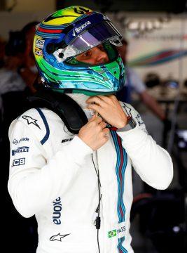 Felipe Massa largou em sexto e terminou na décima quarta posição. Foto: Williams Glen Dubar