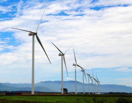 Parque Eólico da Honda Energy na cidade de Xangri-Lá, no Rio Grande do Sul. Foto: Caio Mattos