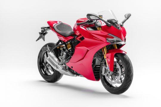 Ducati Supersport. Foto: Ducati