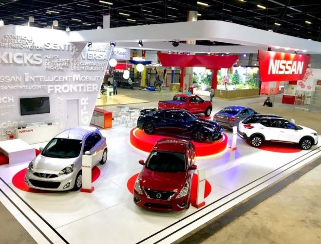 Nissan GT-R e Nissan Kicks serão destaques no 20º Festival do Japão, em São Paulo