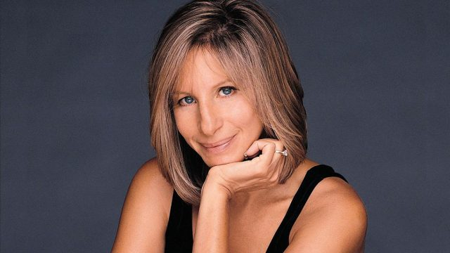 Barbra Streisand (76) foi uma estrela principalmente nas décadas de 70 e 80. Foto: Divulgação