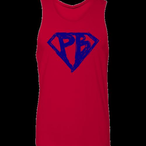 O'Hearn Power Bodybuilding Red Tank