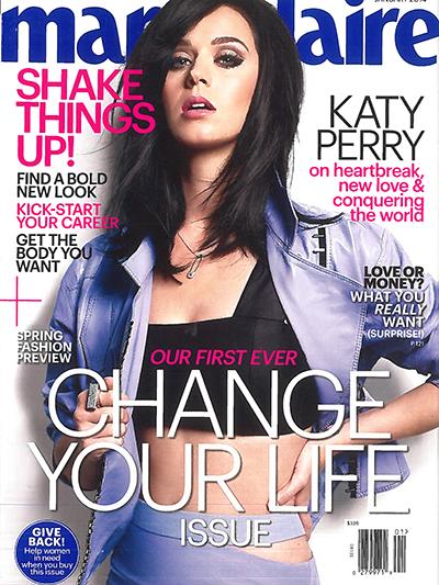Marie Claire Rwanda 1 cover
