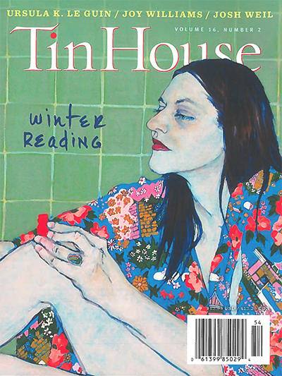 Tin House Winter 15 1 cover