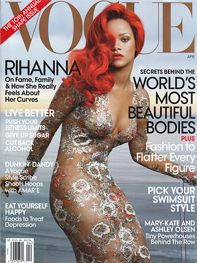 Vogue Apr 2011 1 cover