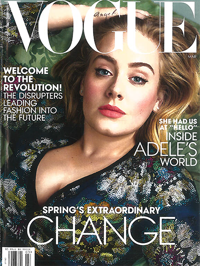 Vogue Mar 2016 1 cover
