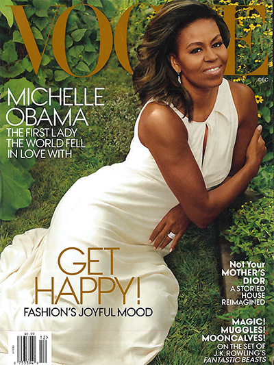 Vogue Michelle Obama-cover
