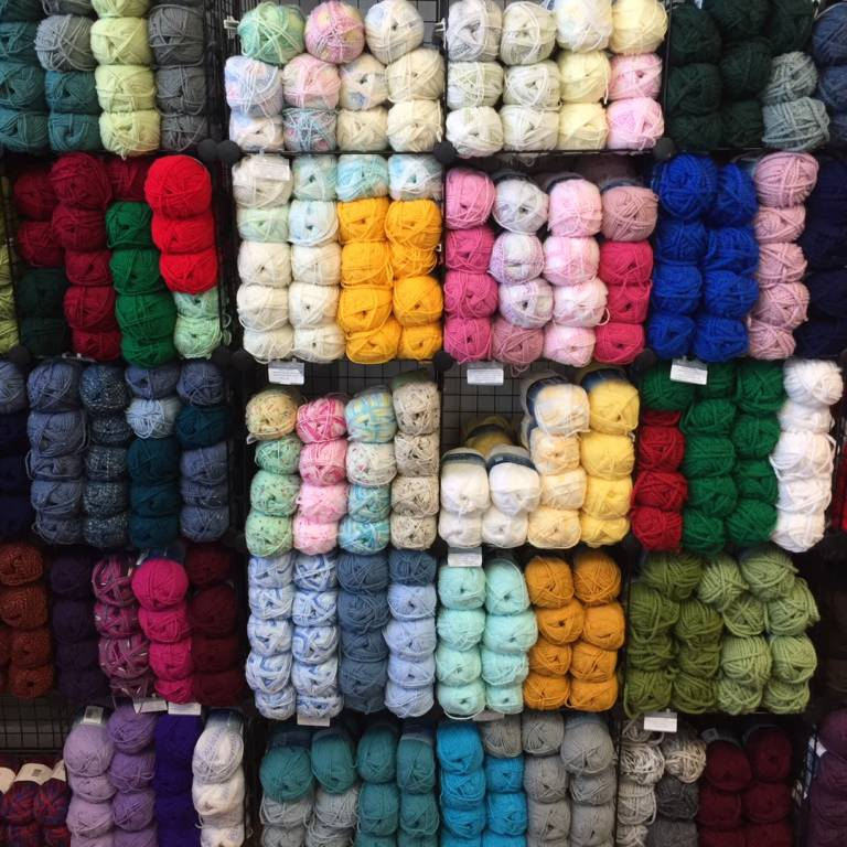 Fiber Arts Yarn Shop