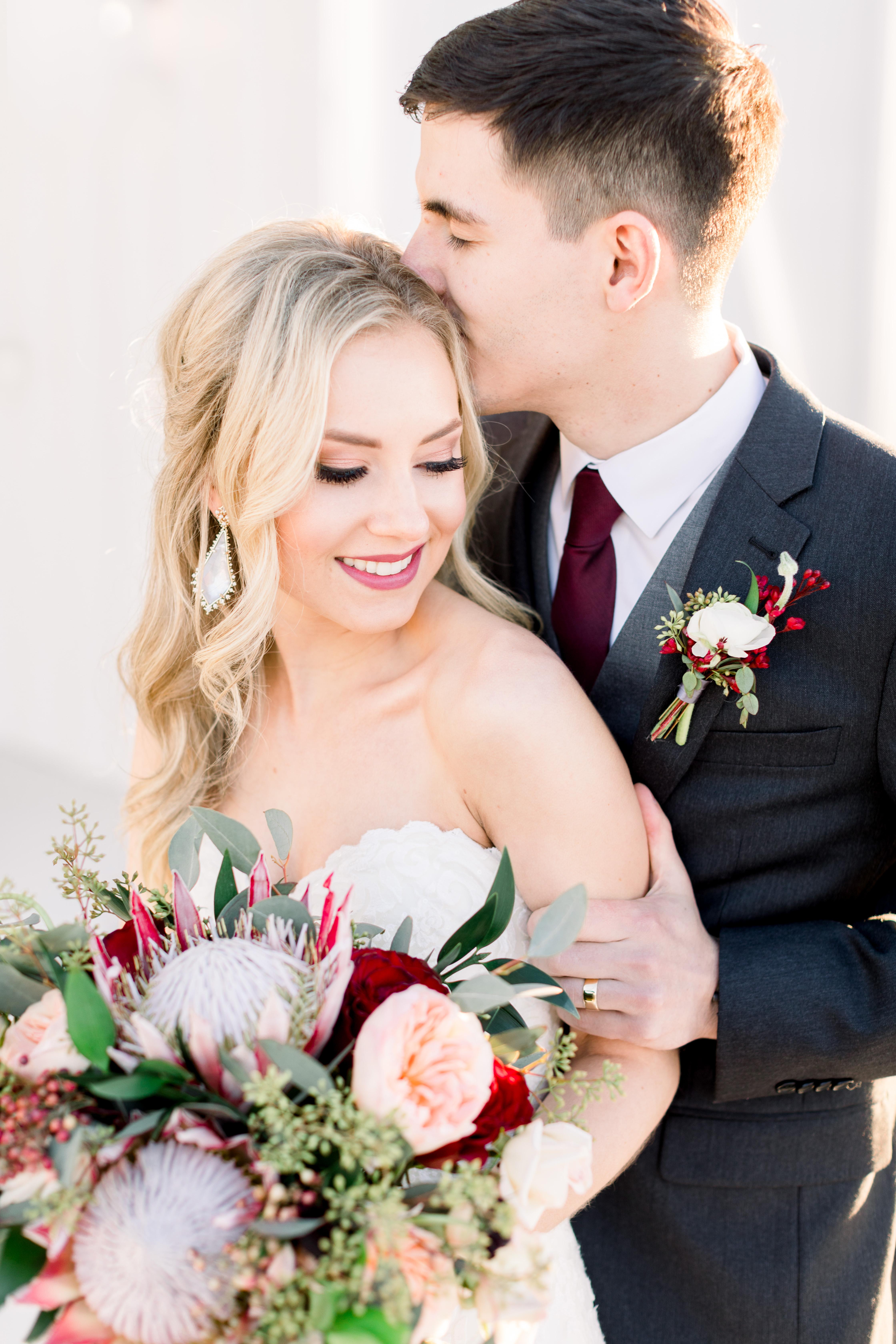 The Farmhouse Wedding // John and Sarah