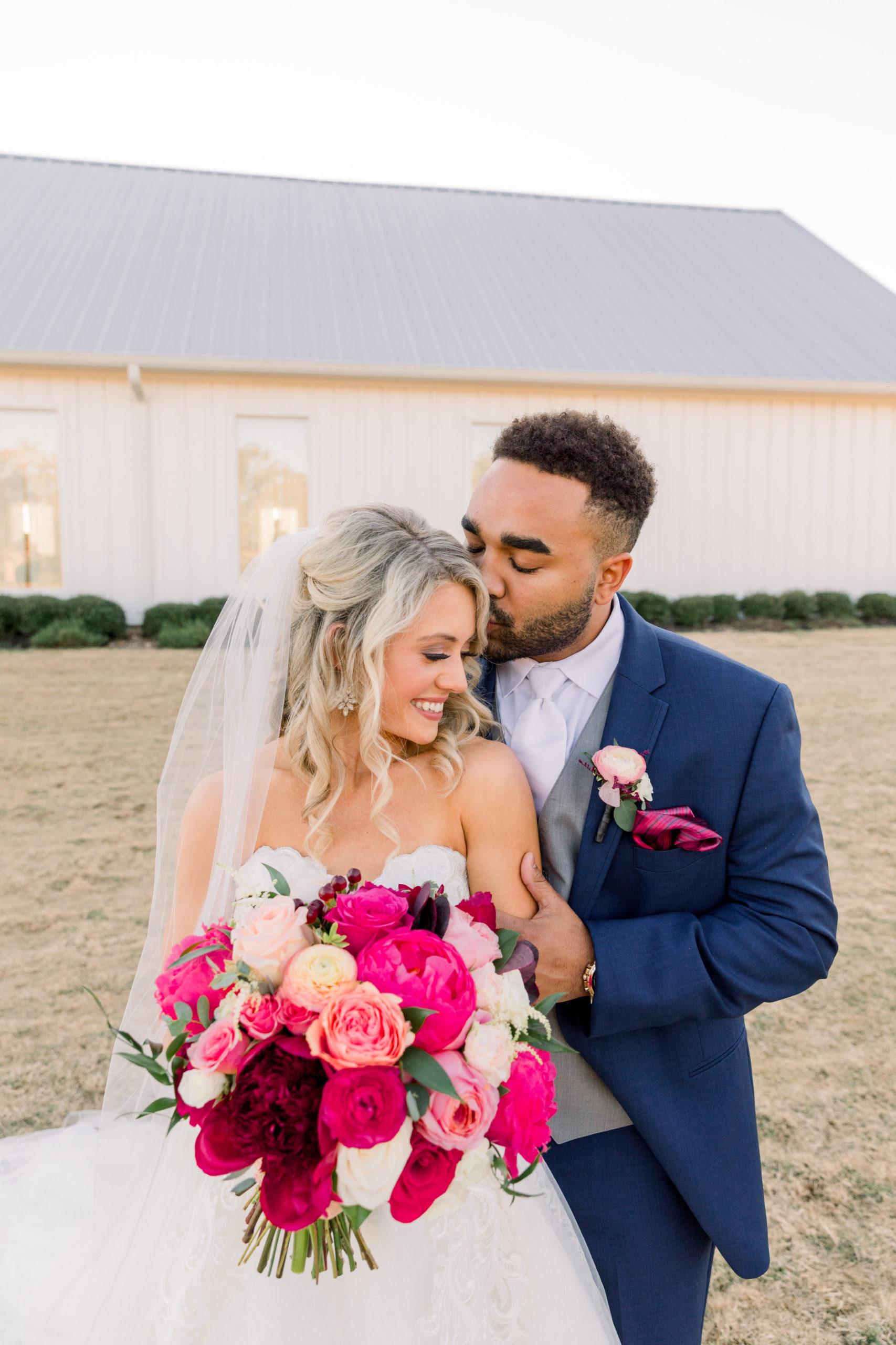 Bryce + Christi   The Farmhouse Houston Wedding