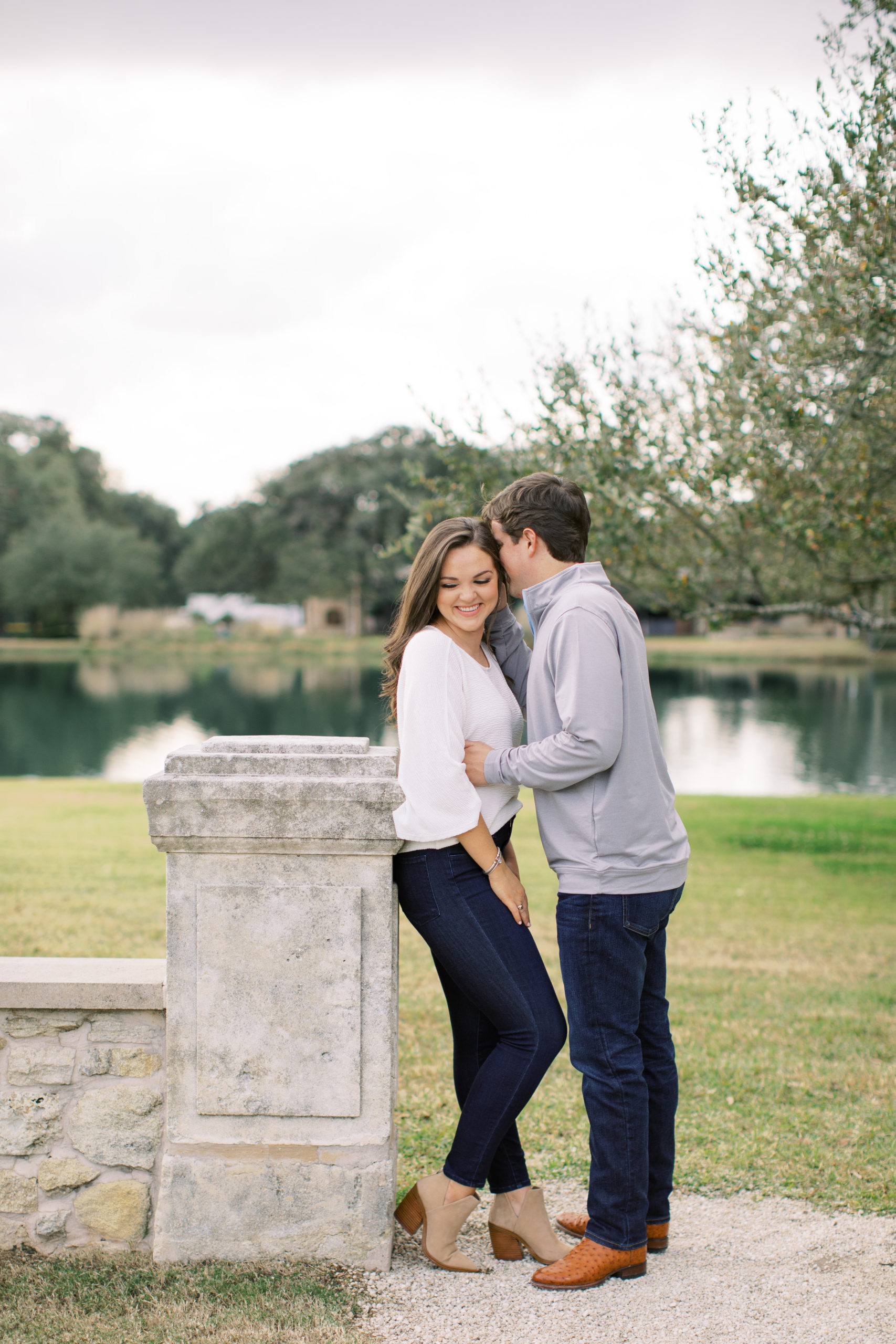 Engagement Session // Clint + Bri