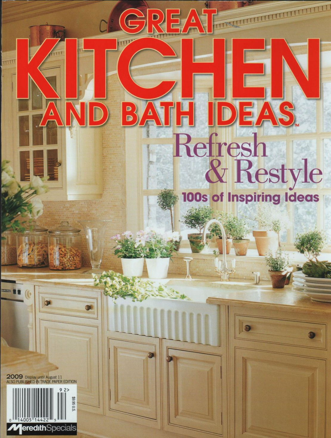 Great Kitchen and Bath Ideas