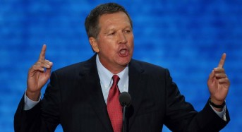John Kasich Makes It Official