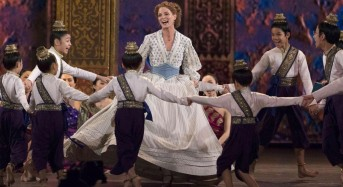 "Tony-Winner Kelli O'Hara Shines in the Glorious Revival of ""The King and I"""