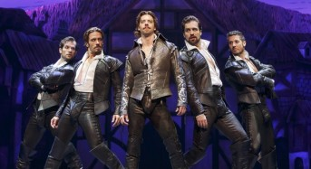 "Comedy Musicals Are Back in the Hilarious ""Something Rotten!"""