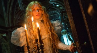 "Guillermo del Toro's Creepy ""Crimson Peak"" is Absolutely Gorgeous and Just Nuts"