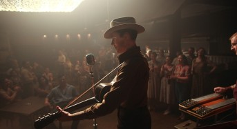 "Hank Williams' Biography ""I Saw the Light"" Is One Big Botch From Beginning to End"