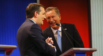 Strange Bedfellows Indeed — Cruz and Kasich Team Up To Try To Bring Down Donald Trump