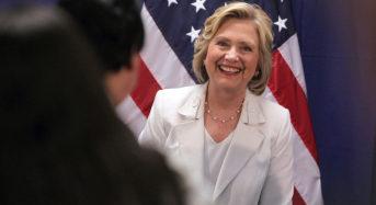 Hillary Clinton Is the Presumptive Democratic Nominee