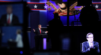 Presidential Debate #3 — Donald Trump Makes the Biggest Political Mistake of His Life